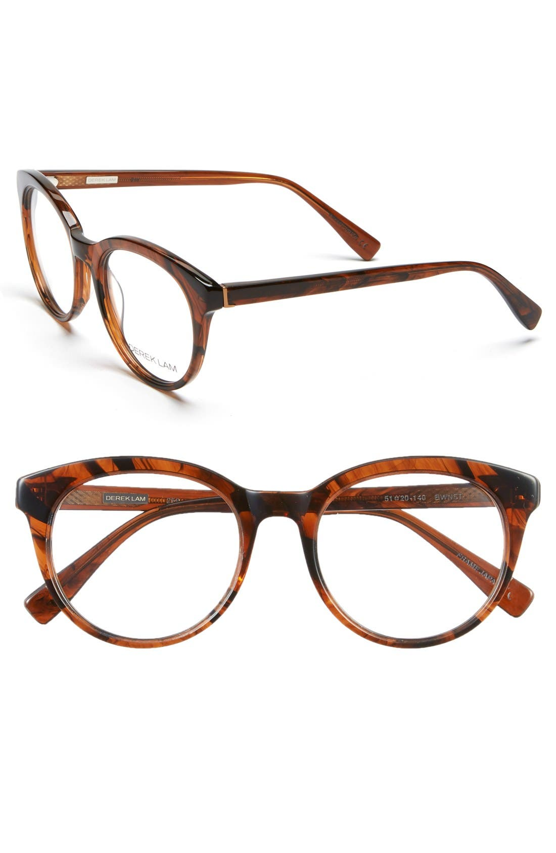 Derek Lam 51mm Optical Glasses