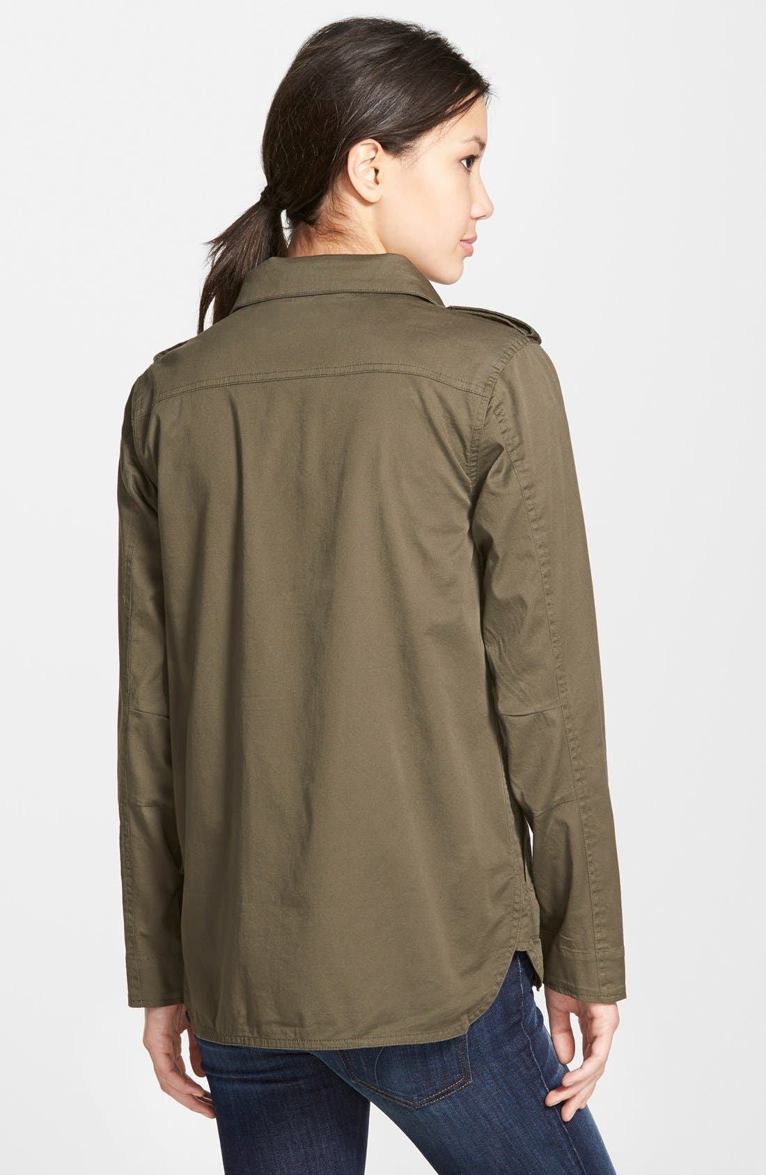 Alternate Image 2  - Kersh Four-Pocket Military Jacket