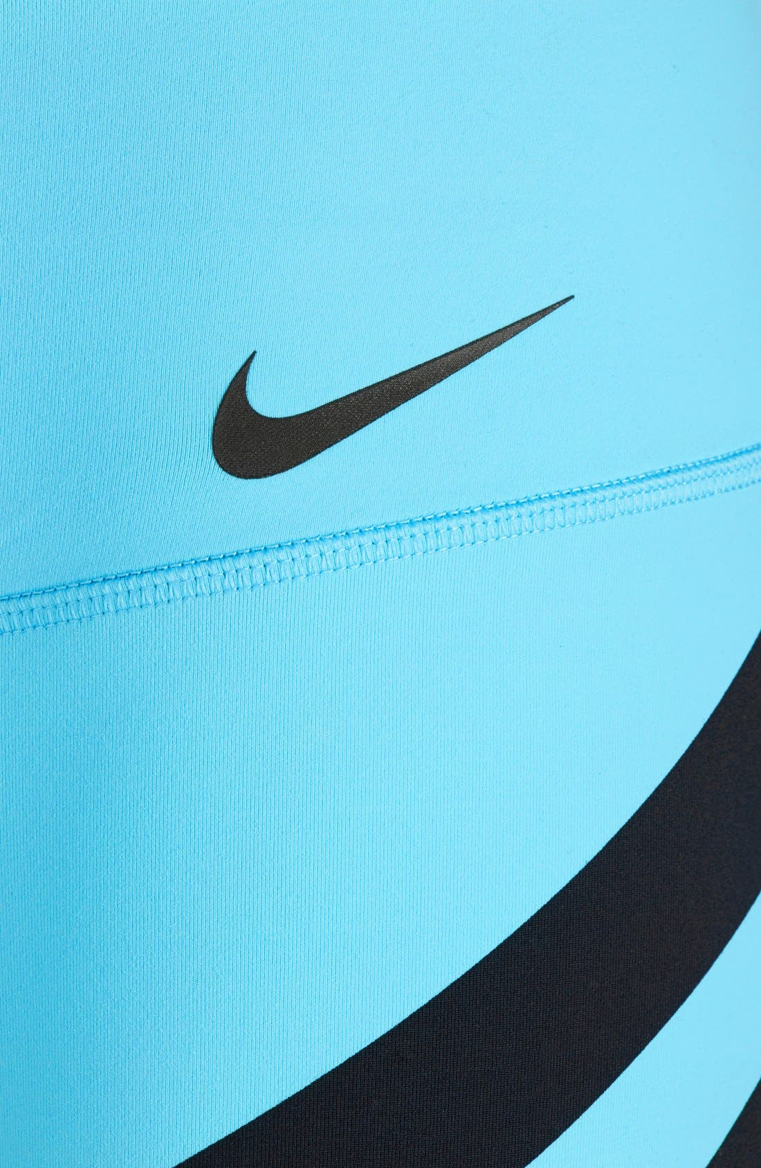 Alternate Image 6  - Nike 'Legendary - Mezzo Zebra' Training Tights
