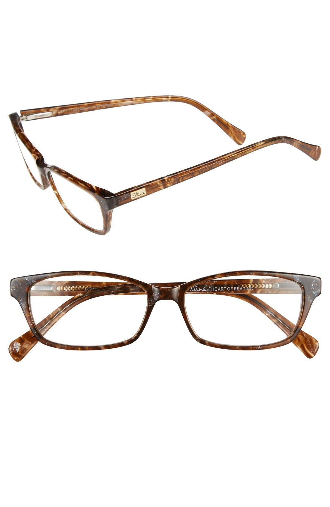 Alternate Image 1 Selected - I Line Eyewear 51mm Reading Glasses