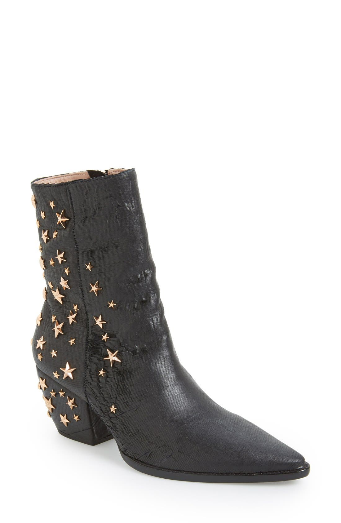 Main Image - Kate Bosworth | Matisse 'Star' Studded Mid Boot (Women)