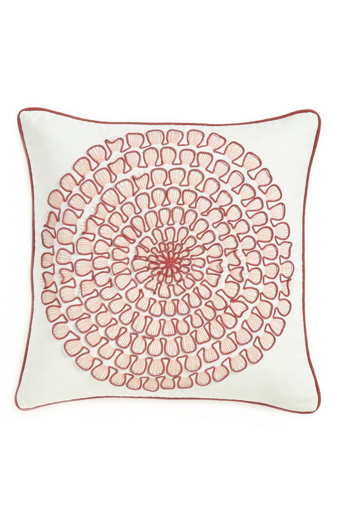 Alternate Image 1 Selected - Nordstrom at Home 'Rosie' Accent Pillow