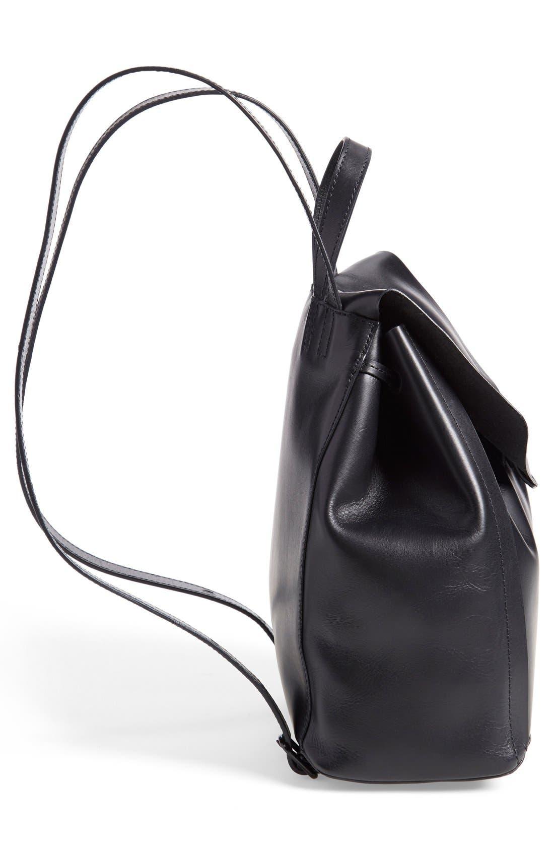 Alternate Image 5  - Loeffler Randall 'Mini' Leather Backpack