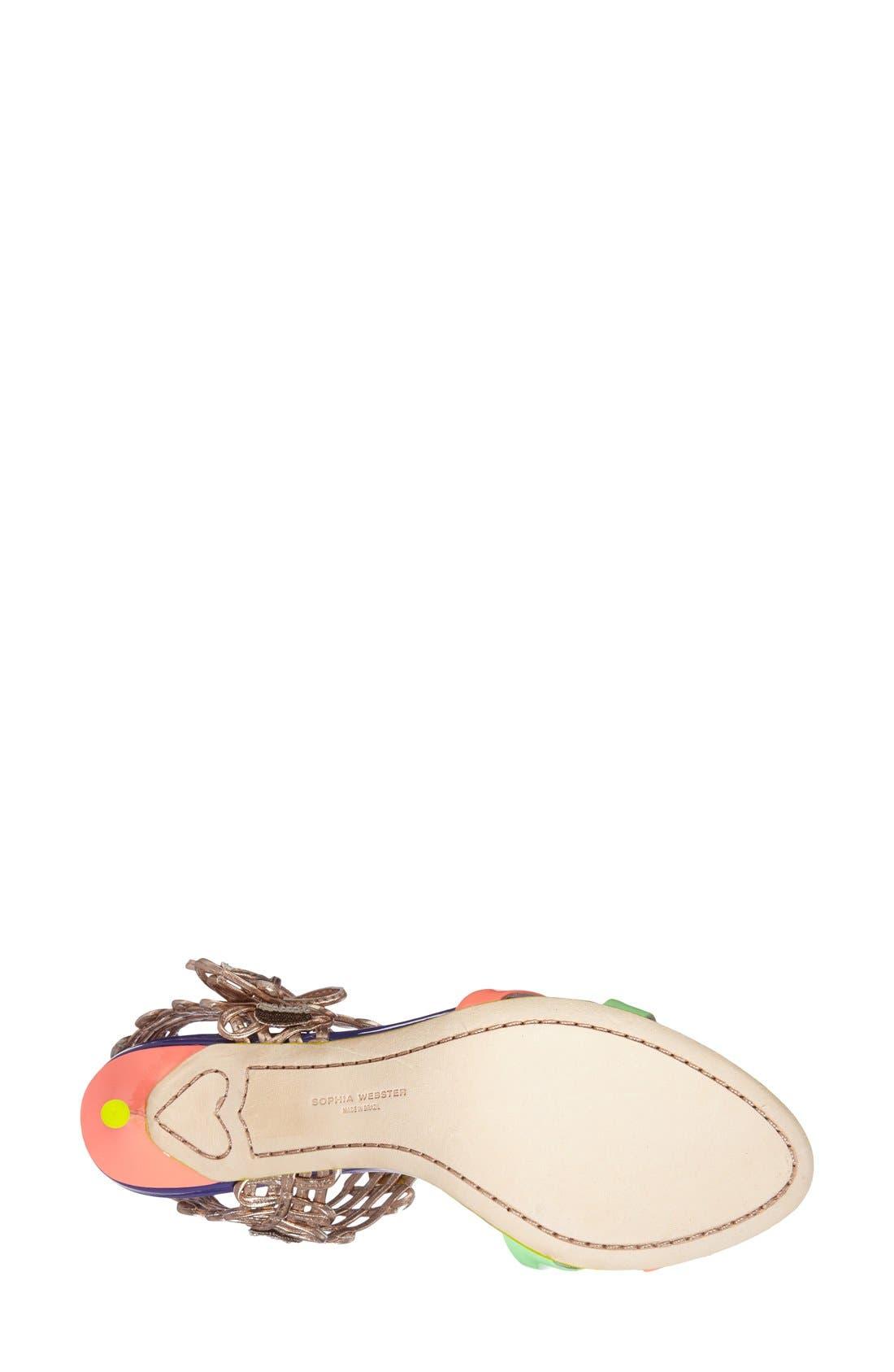 Alternate Image 4  - Sophia Webster 'Delphine Fruit' Sandal (Women)