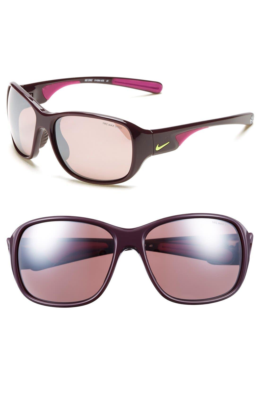 Main Image - Nike 'Exhale' 59mm Sunglasses