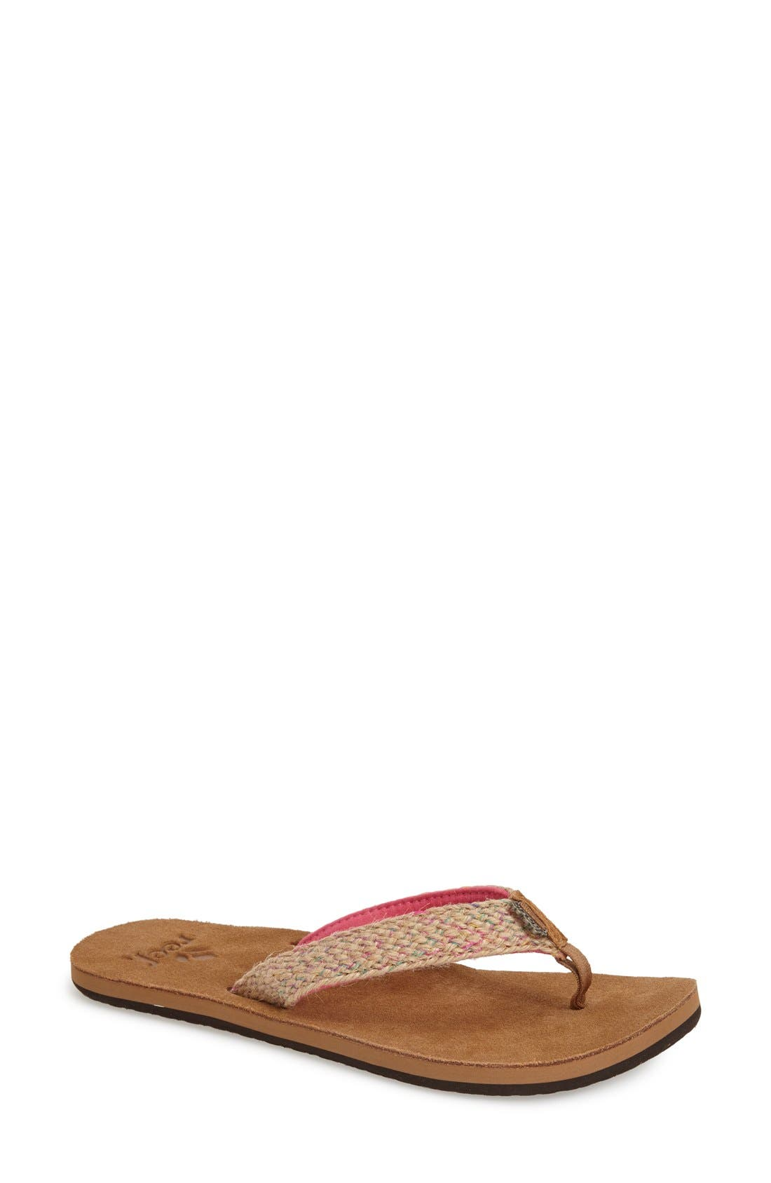 Alternate Image 1 Selected - Reef 'Gypsyhope' Flip Flop (Women)