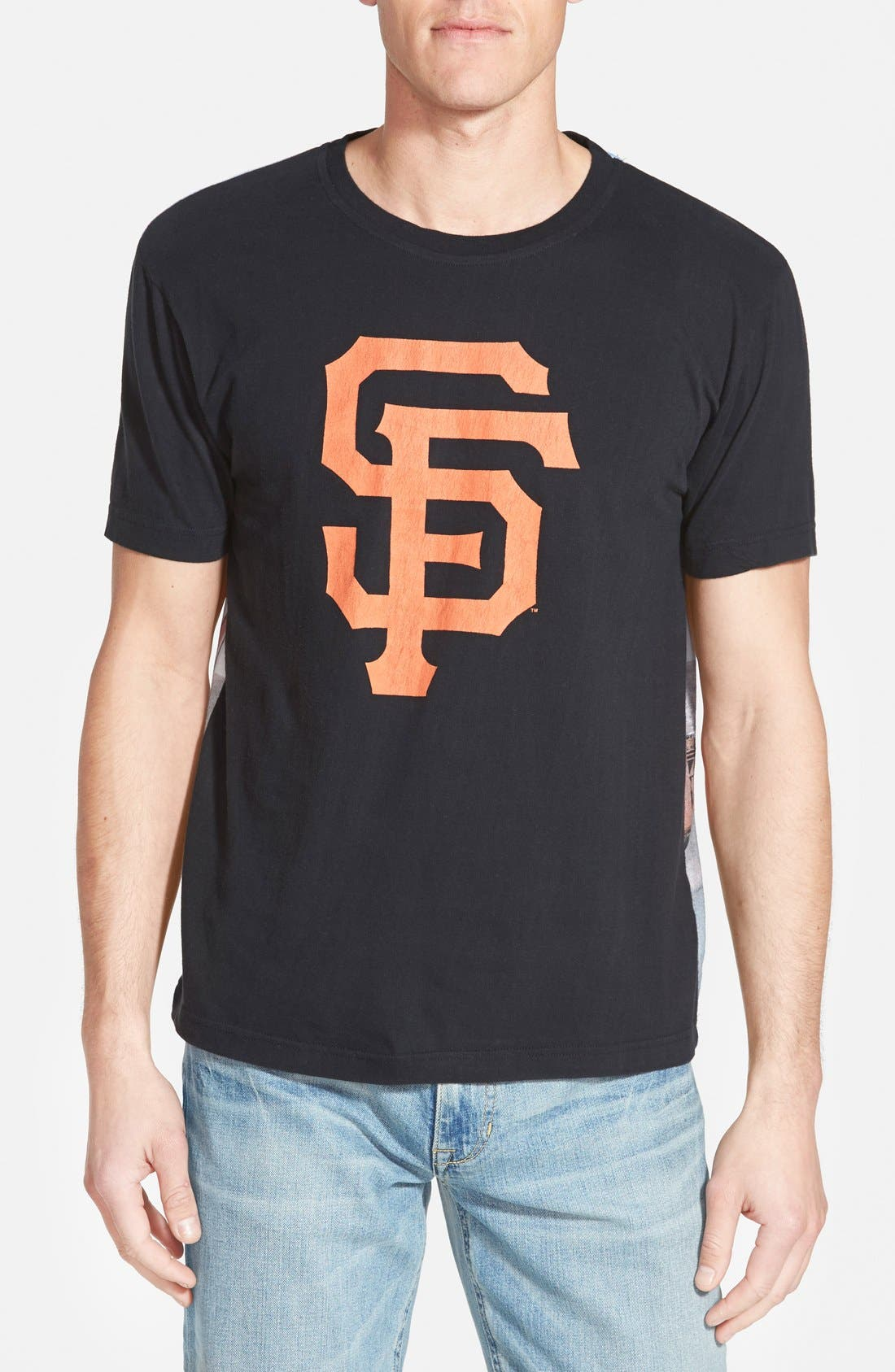Wright & Ditson 'San Francisco Giants - Metro' Graphic Print T-Shirt