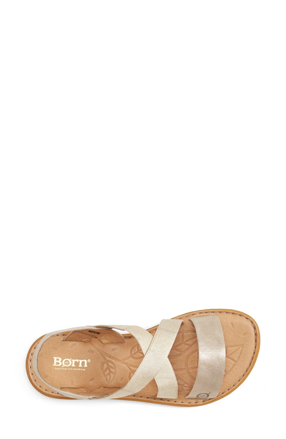 Alternate Image 3  - Børn 'Icelyn' Flat Sandal (Women)