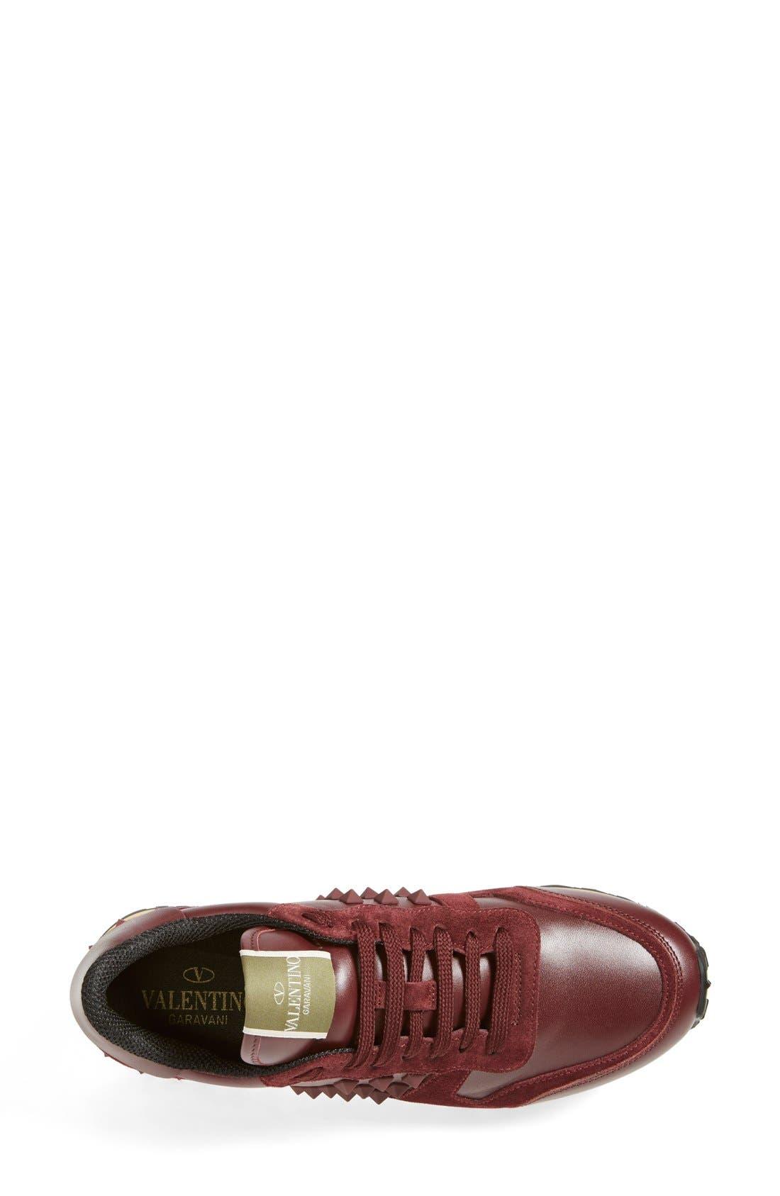 Alternate Image 3  - Valentino 'Rockrunner' Sneaker (Women)