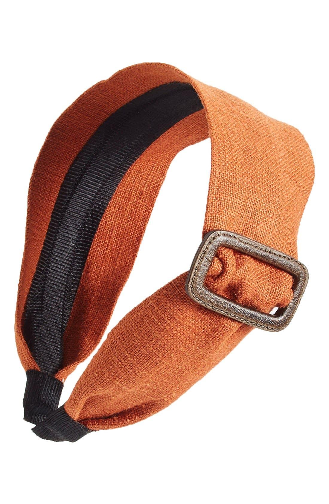 Main Image - Ficcare Buckle Headband
