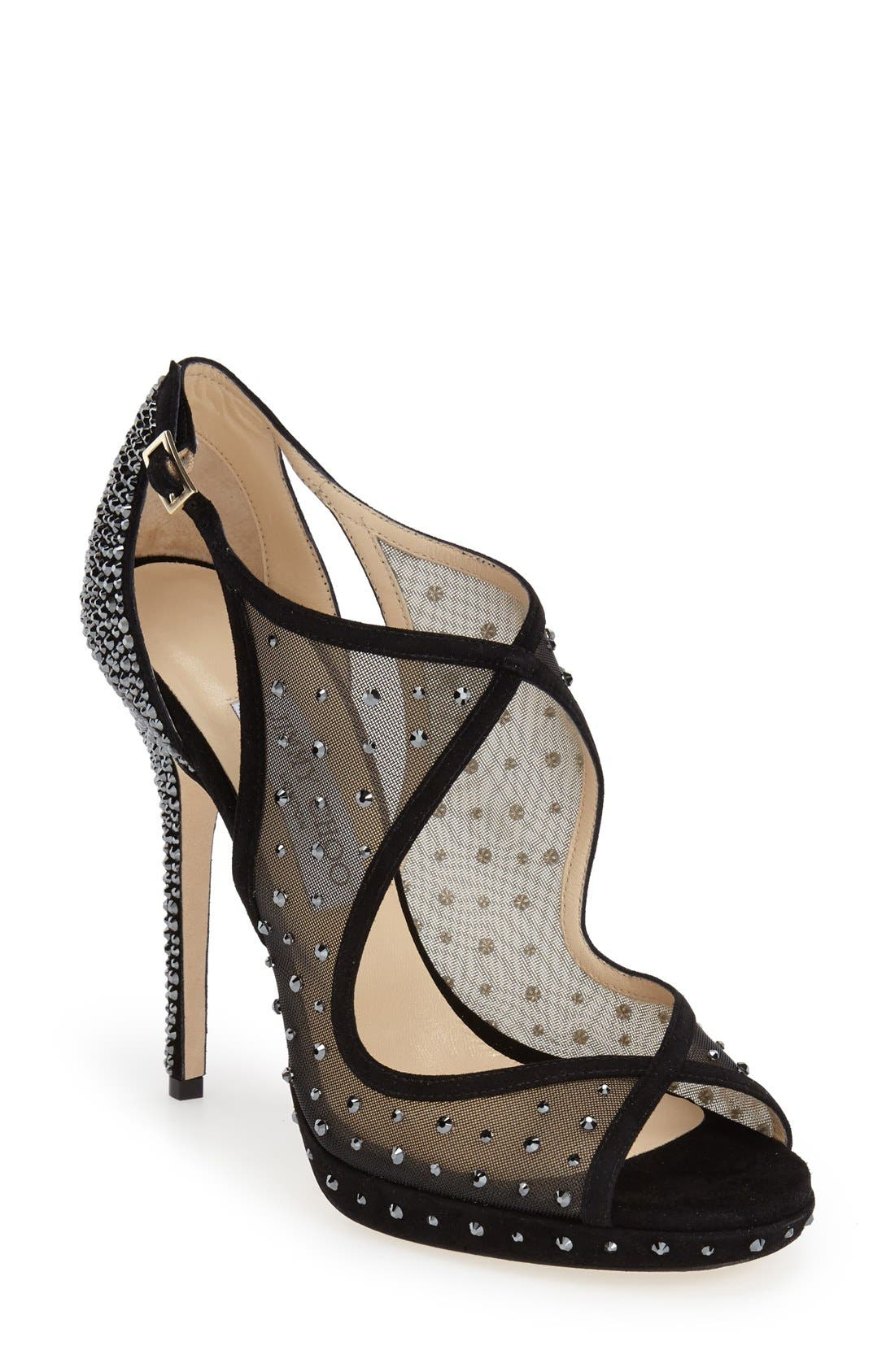 Alternate Image 1 Selected - Jimmy Choo 'Leondra' Sandal (Women)