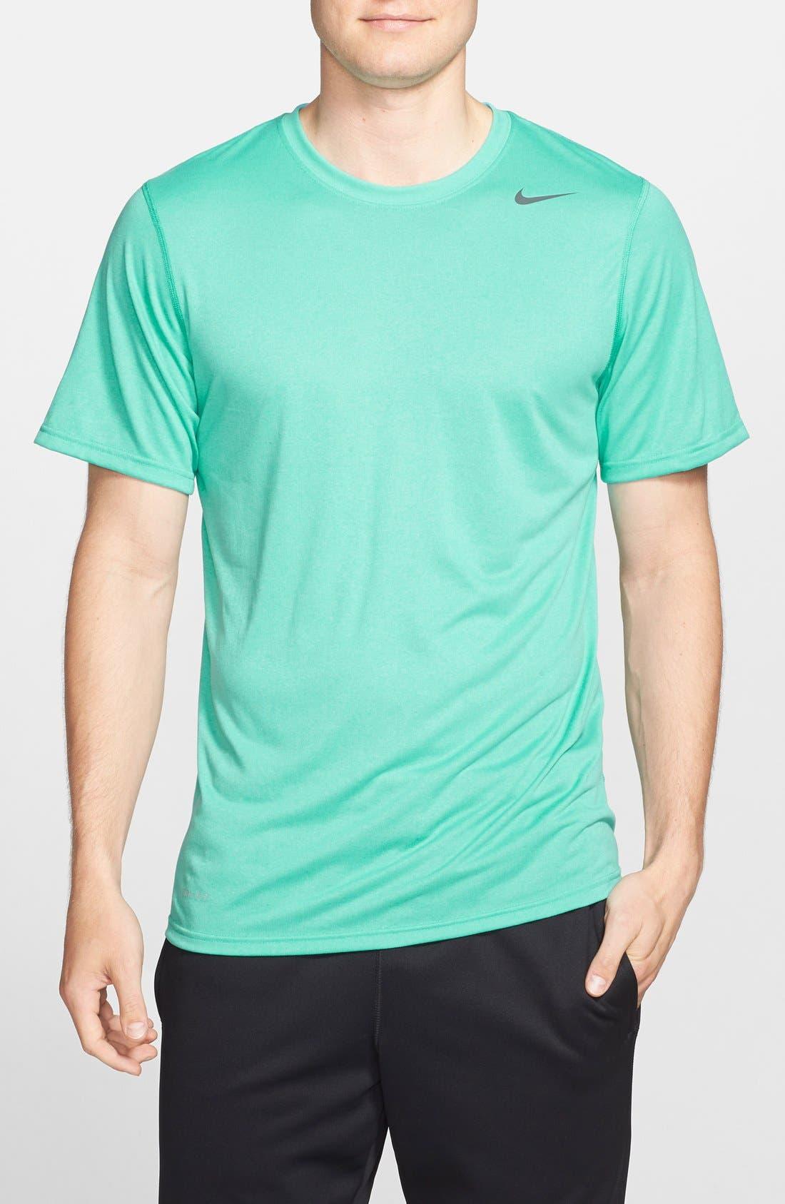 Alternate Image 1 Selected - Nike 'Legends' Dri-FIT T-Shirt