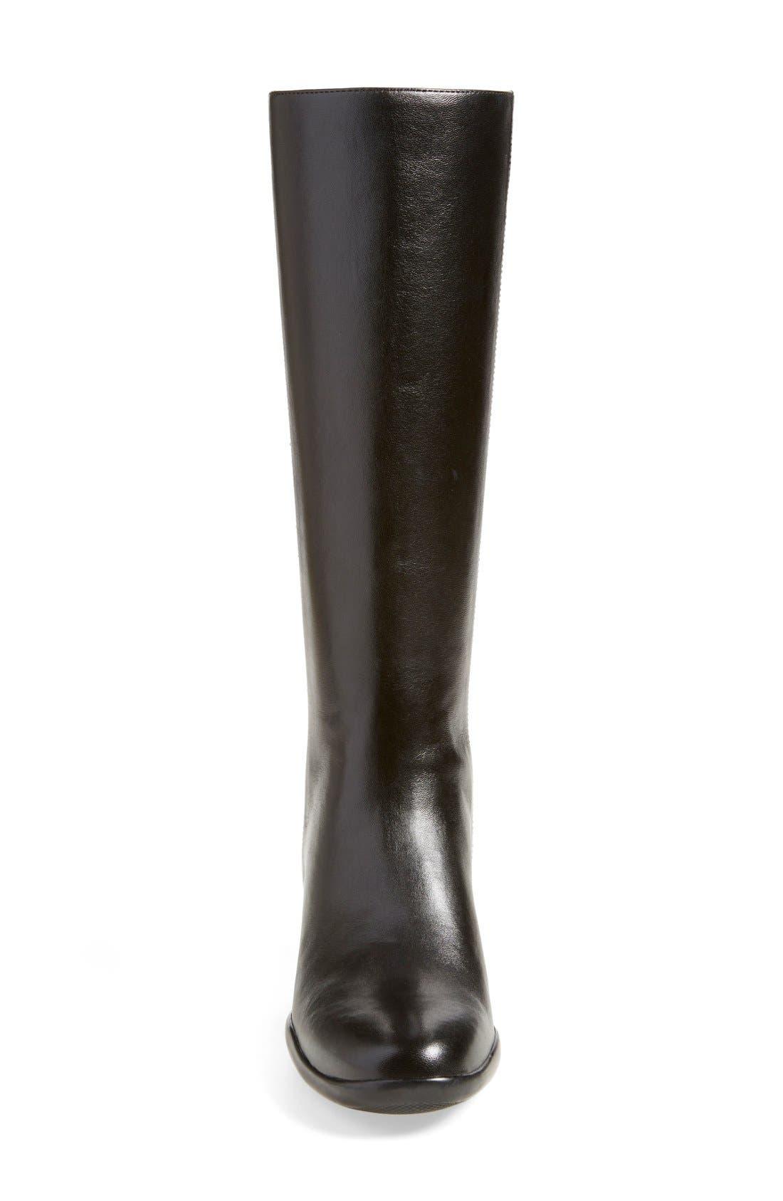 Alternate Image 3  - Prada Leather Tall Boot