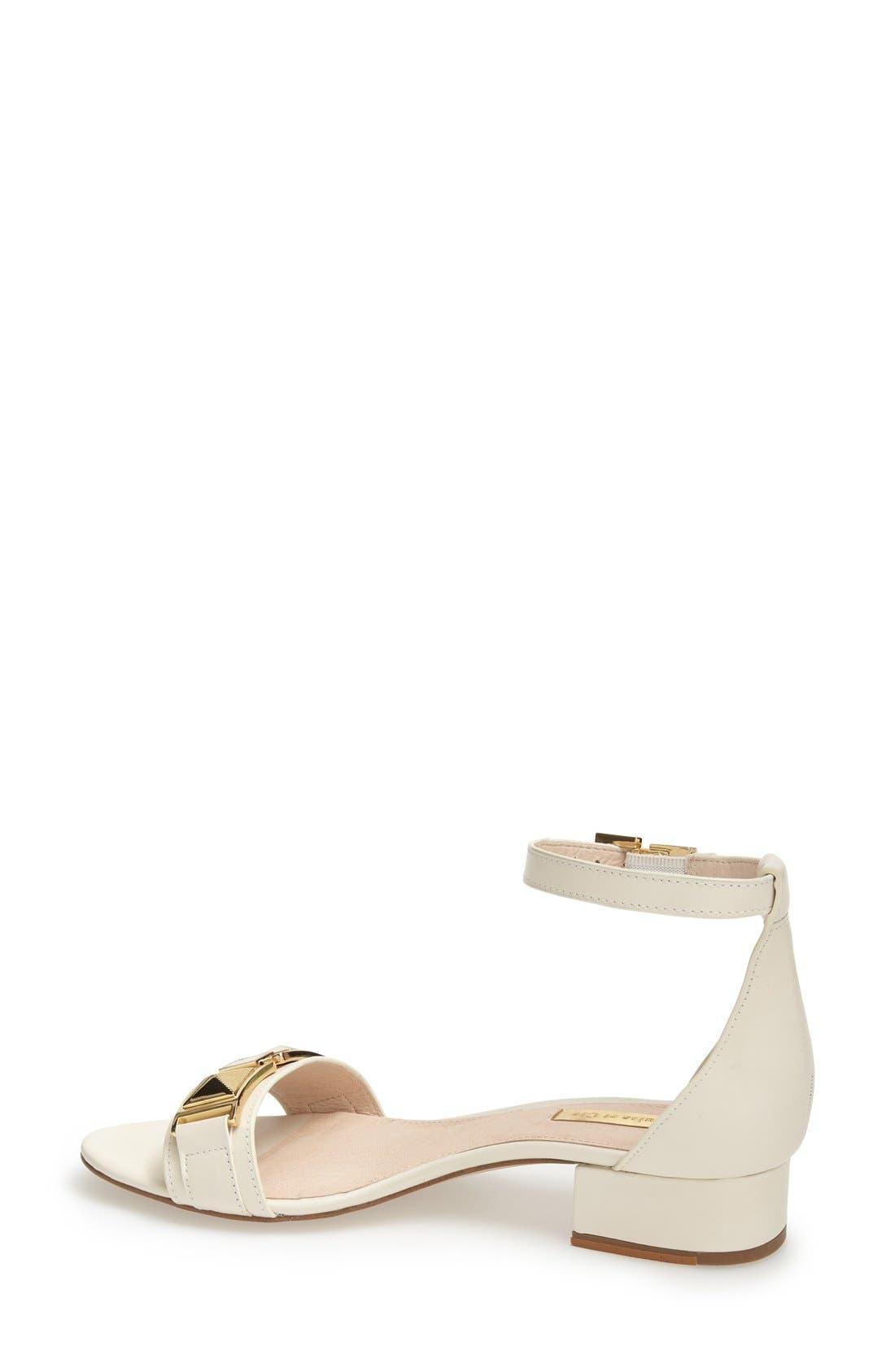 Alternate Image 2  - Louise et Cie 'Isabelle' Ankle Strap Sandal (Women)