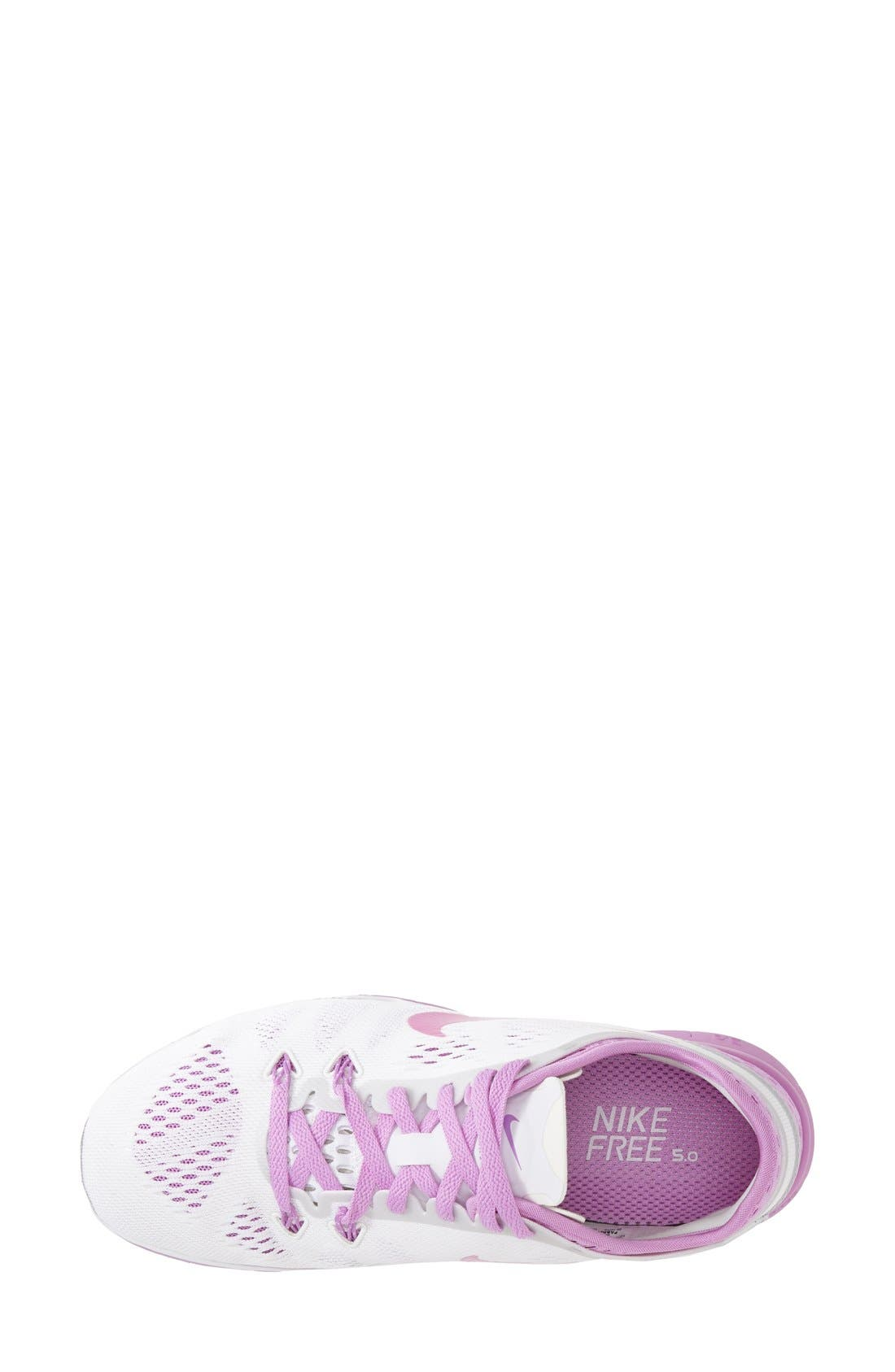 Alternate Image 3  - Nike 'Free 5.0 TR Fit 5 Breathe' Training Shoe (Women)