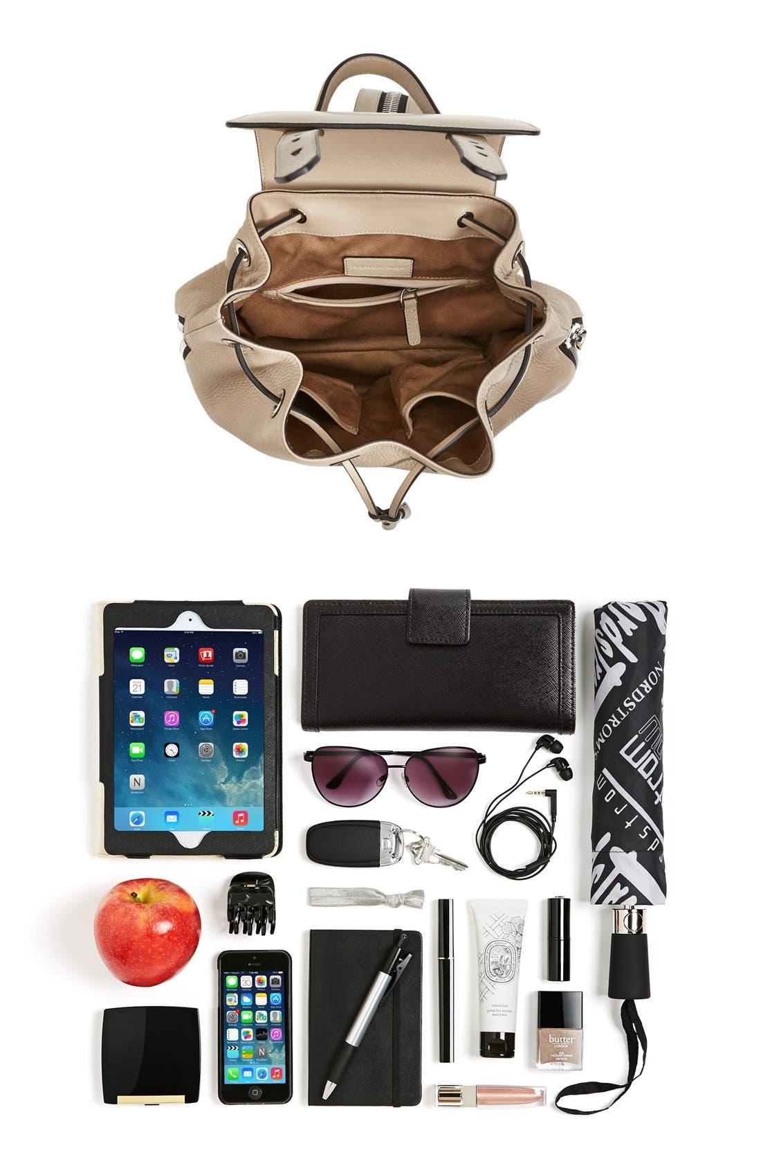 Alternate Image 7  - Mackage 'Bane' Convertible Leather Backpack