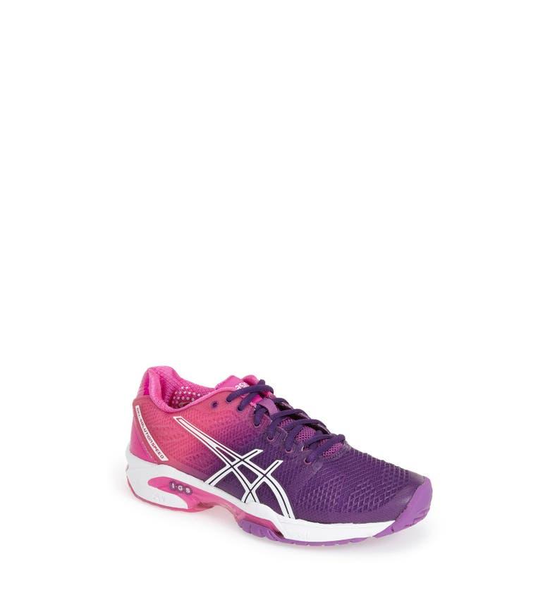asics 39 gel solution speed 2 39 tennis shoe women nordstrom. Black Bedroom Furniture Sets. Home Design Ideas