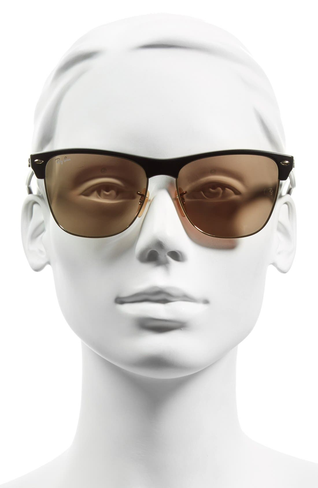 Alternate Image 2  - Ray-Ban Highstreet 57mm Sunglasses (Nordstrom Exclusive)