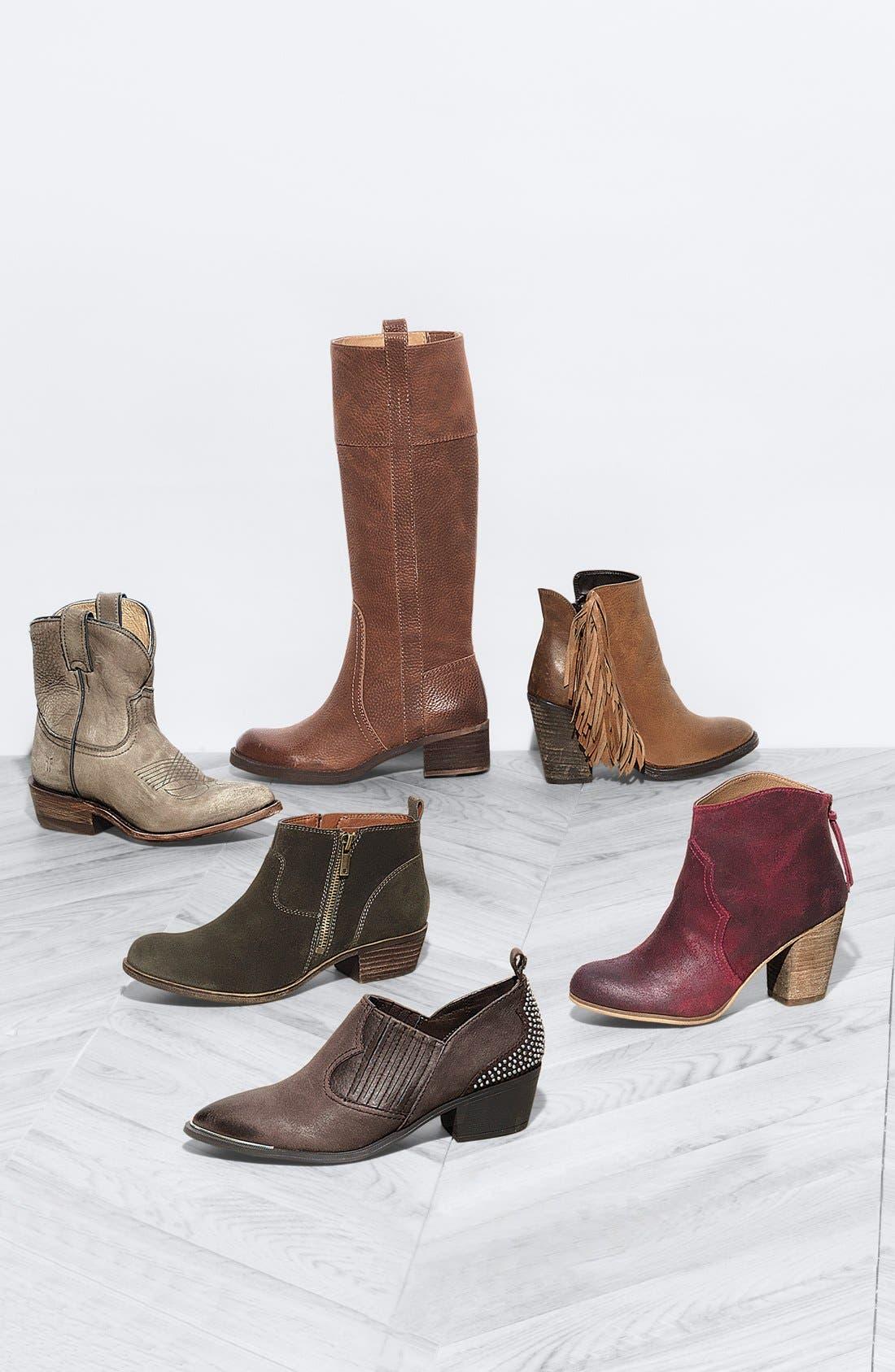 Alternate Image 5  - Frye 'Billy' Short Boot (Women)
