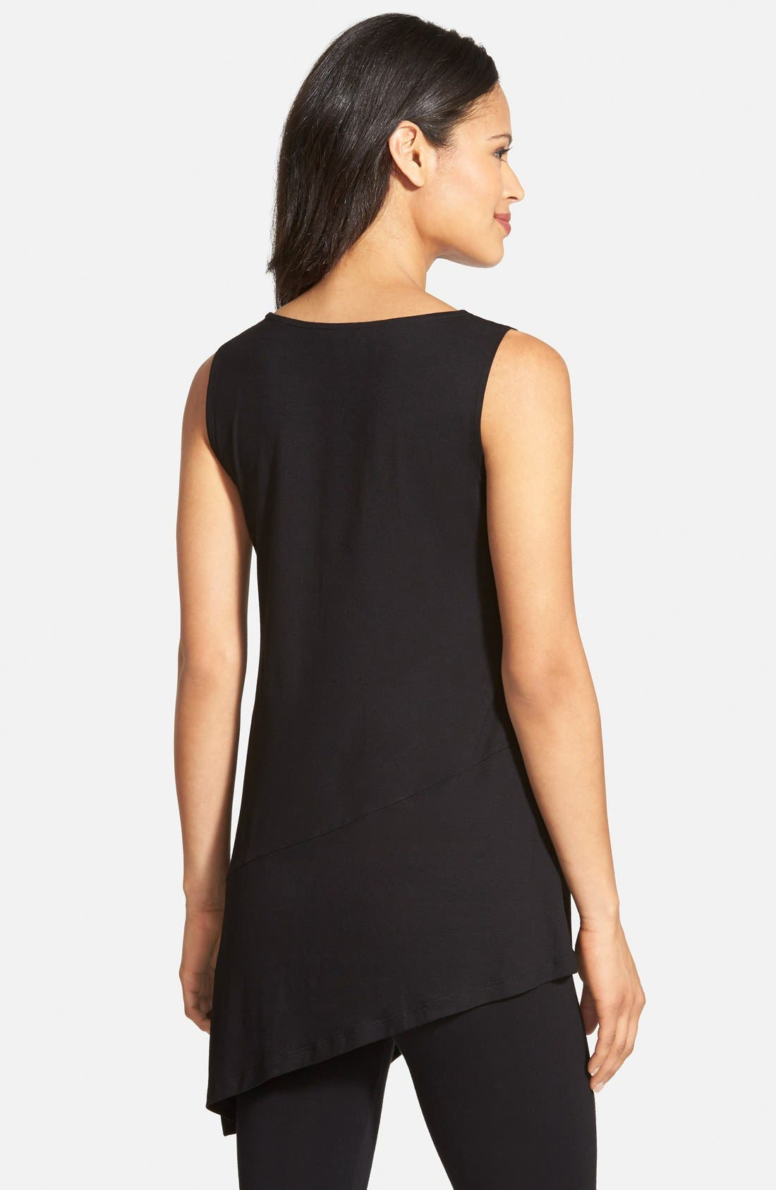 Alternate Image 2  - Eileen Fisher Lightweight Jersey Tunic