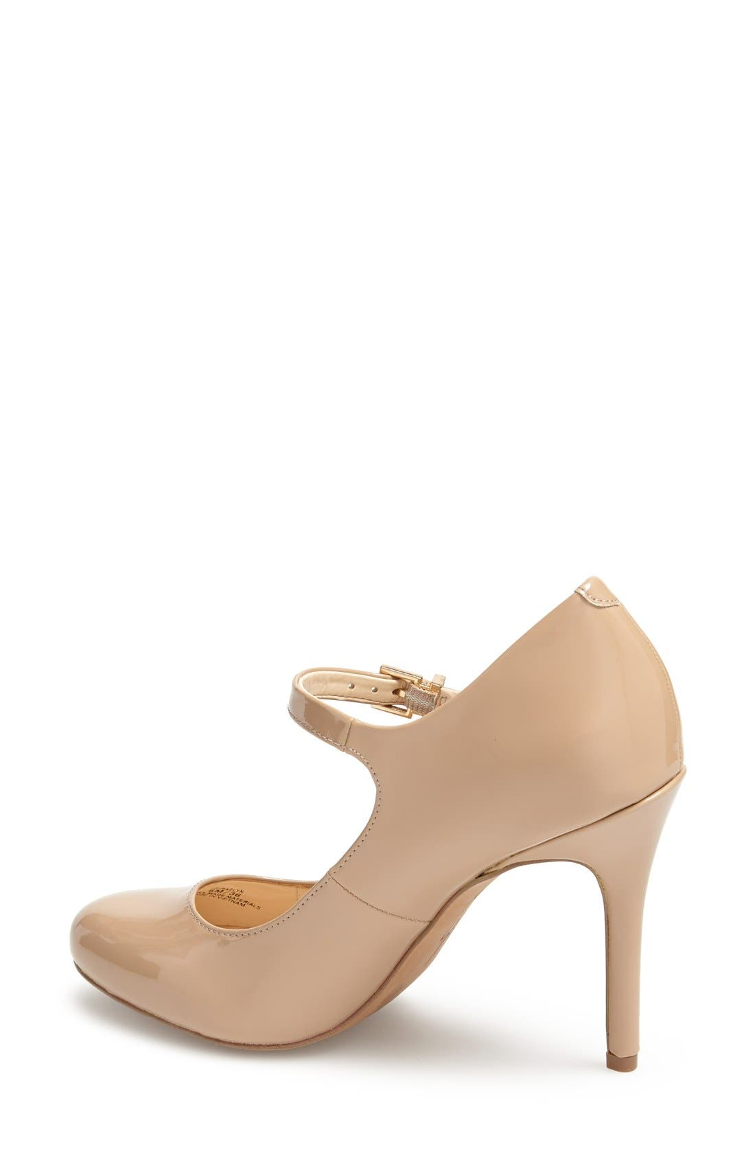 Alternate Image 2  - Jessica Simpson 'Raelyn' Mary Jane Pump (Women)