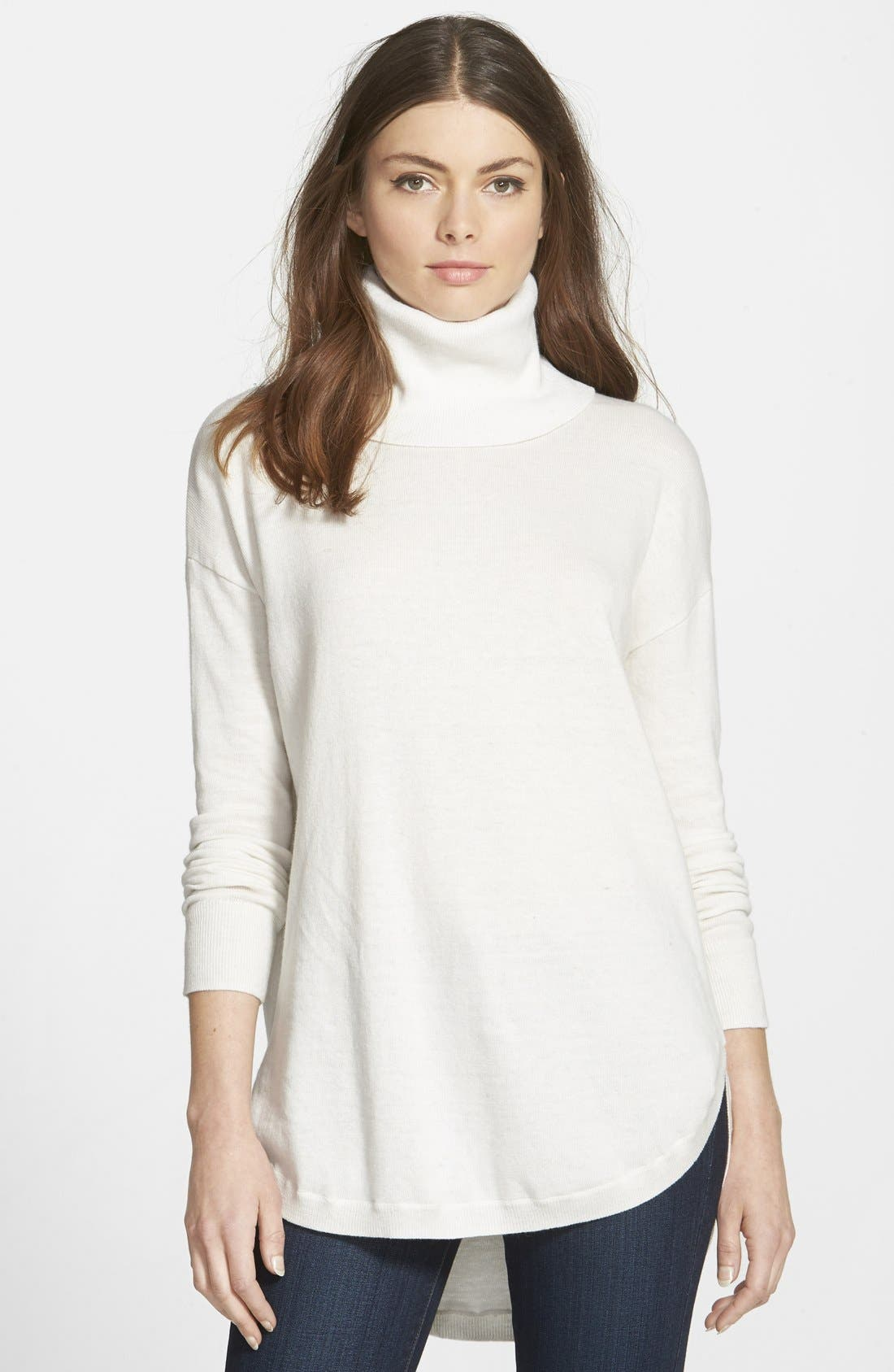 Alternate Image 1 Selected - Chelsea28 Turtleneck Sweater