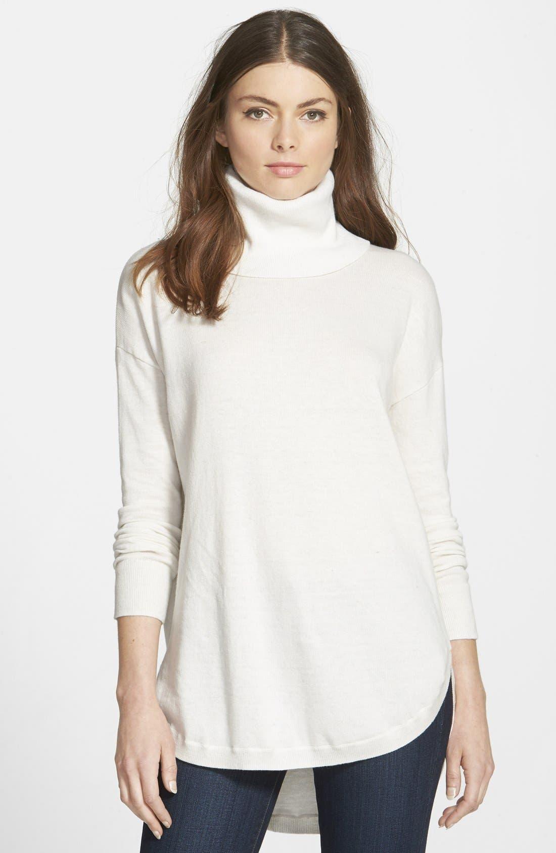 Main Image - Chelsea28 Turtleneck Sweater