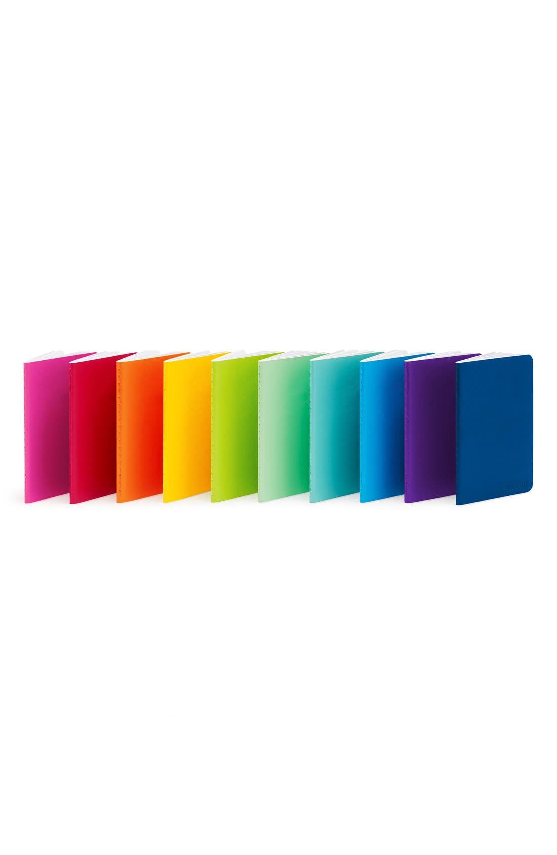 Alternate Image 3  - poppin Mini Medley of Soft Cover Notebooks (Set of 10)