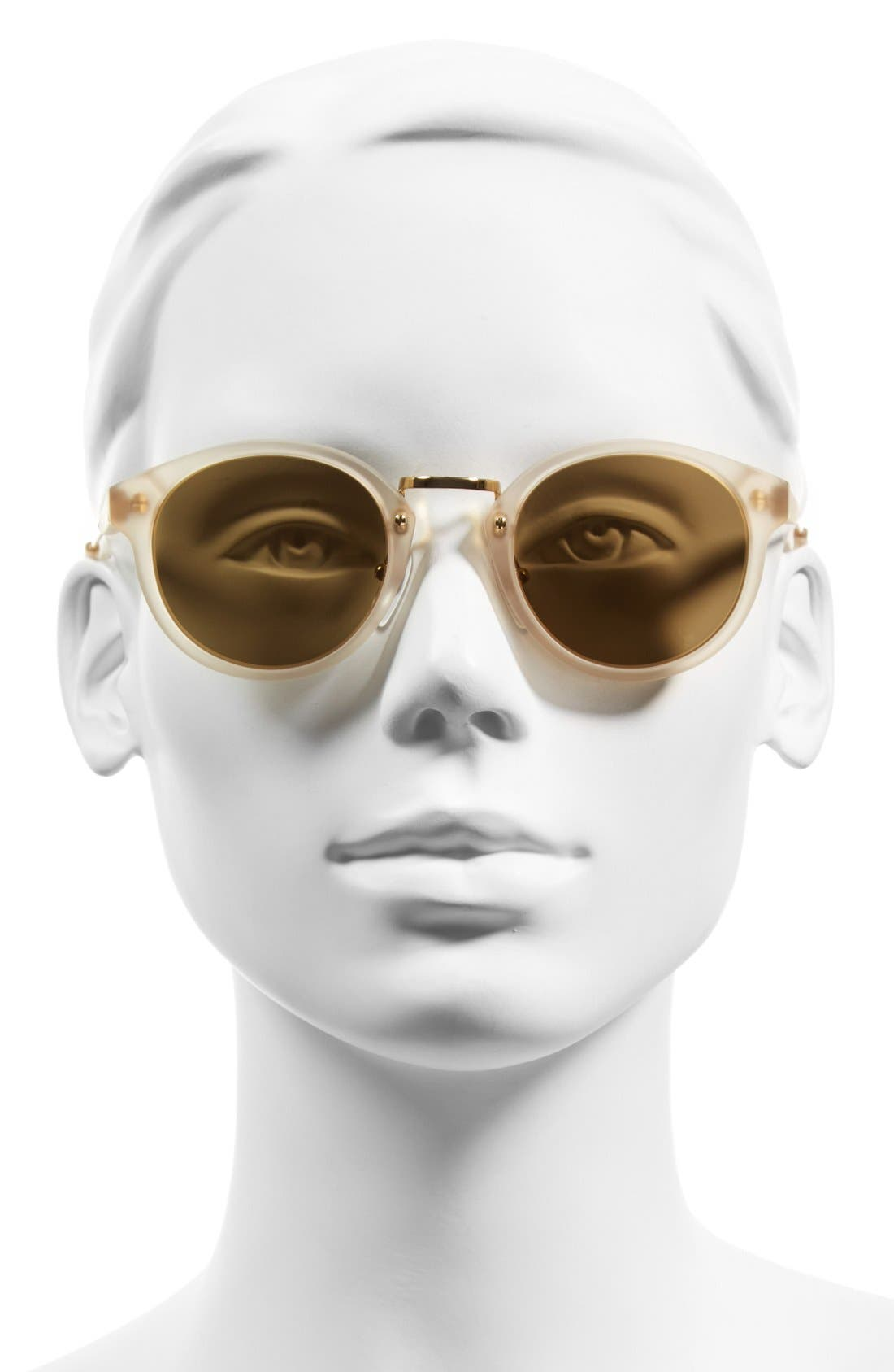 Alternate Image 2  - SUPER by RETROSUPERFUTURE® 'Panama' 46mm Mirrored Sunglasses