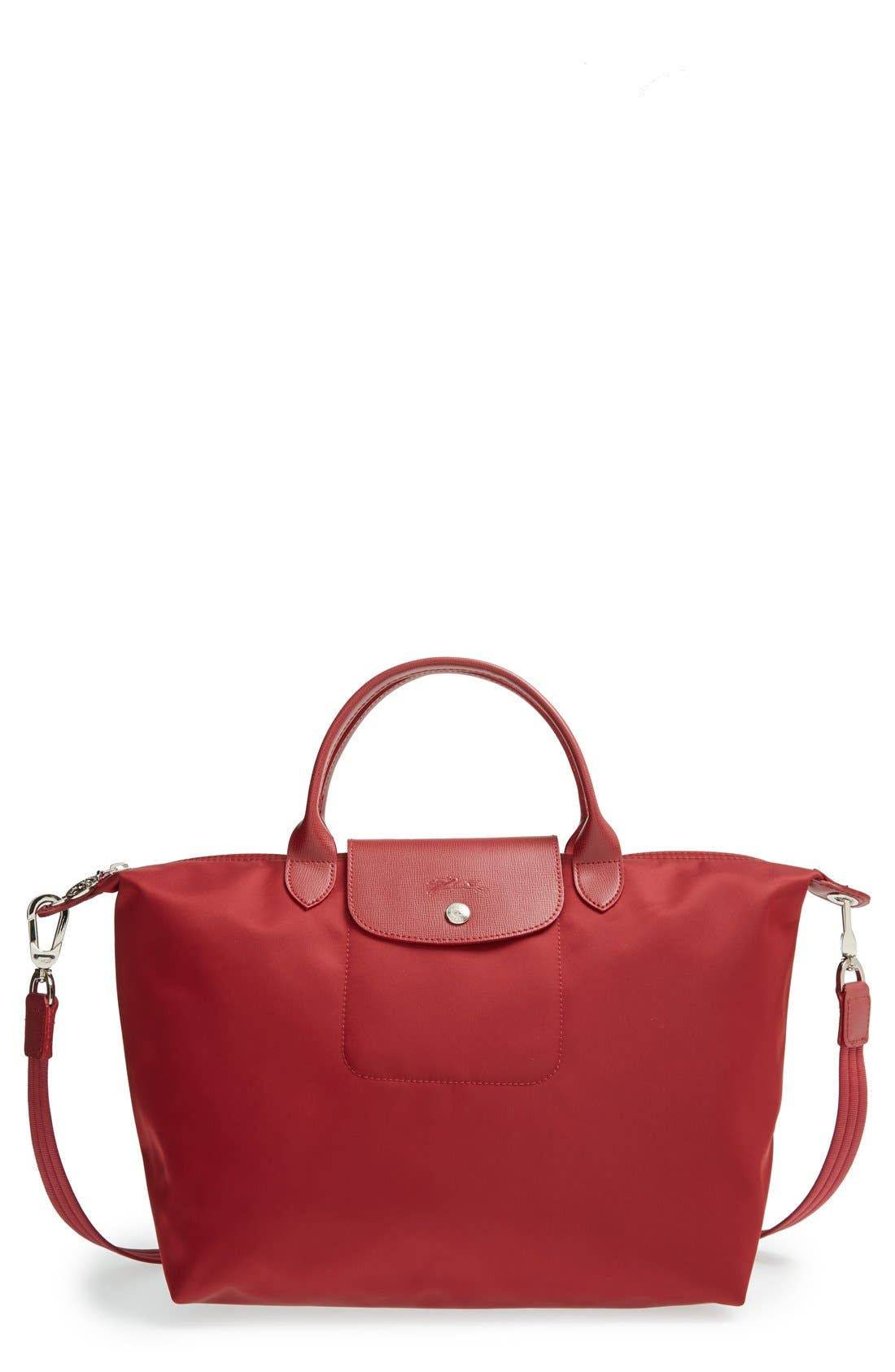 Main Image - Longchamp 'Medium Le Pliage Neo' Nylon Tote