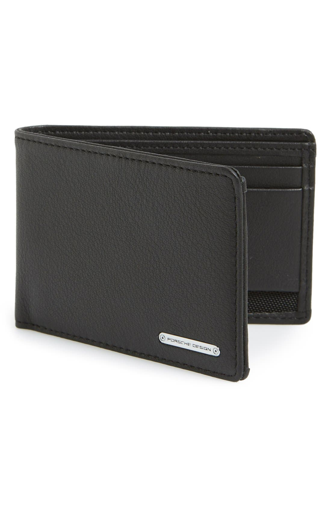 PORSCHE DESIGN 'CL2 2.0' Leather Bifold Wallet