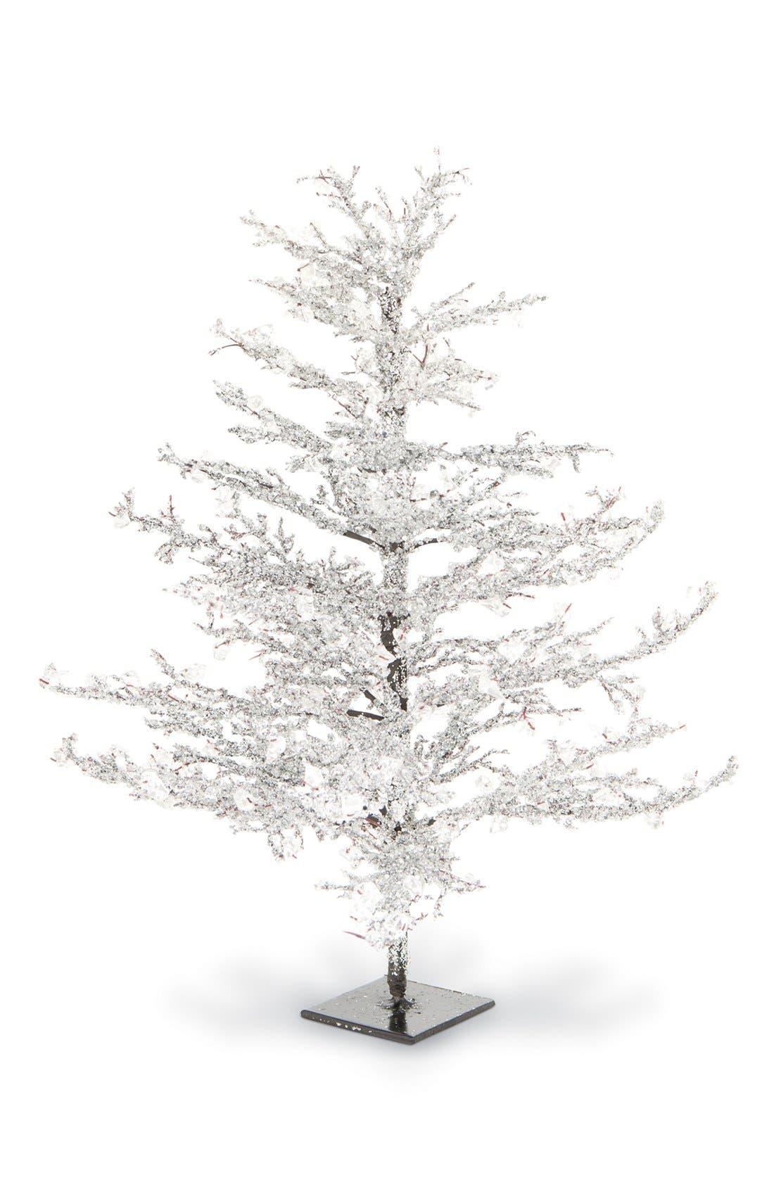 Alternate Image 1 Selected - K & K Interiors Iced Christmas Tree