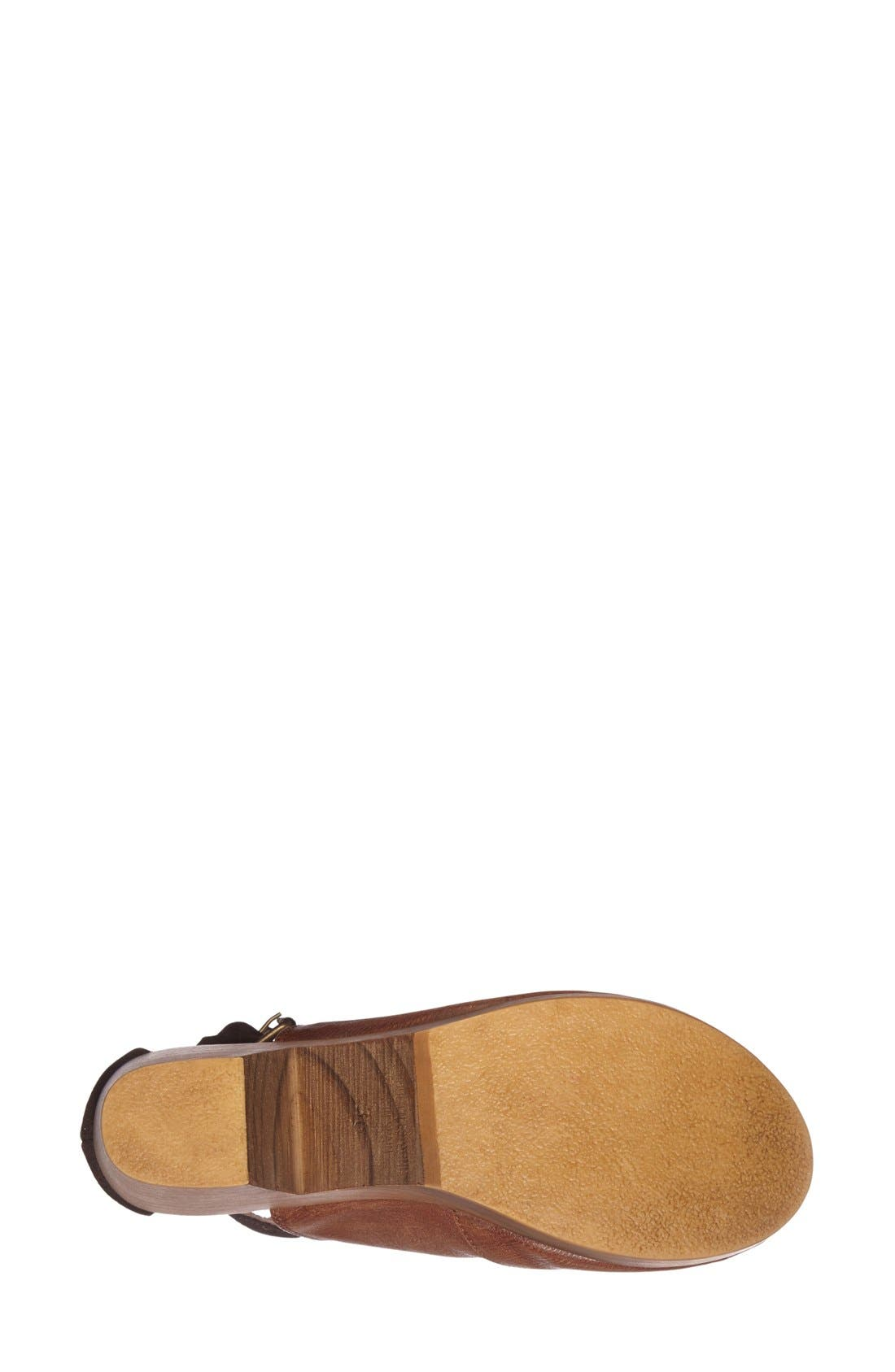 Alternate Image 4  - Free People 'Amber Orchard' Cutout Bootie (Women)