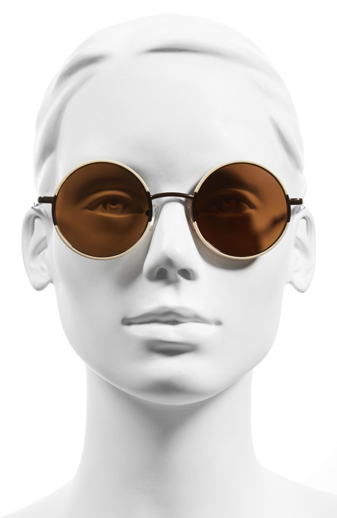 Alternate Image 2  - A.J. Morgan 'Soul Child' 49mm Metal Sunglasses