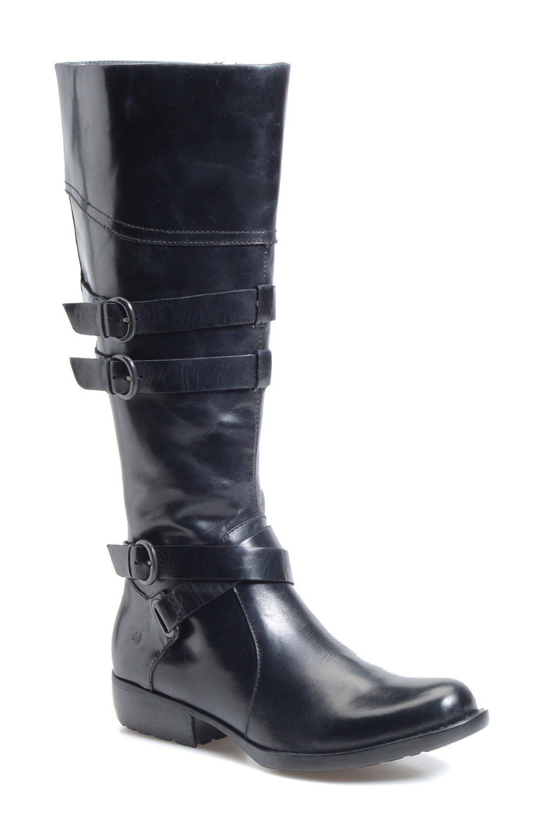 Alternate Image 1 Selected - Børn 'Odom' Boot (Women)