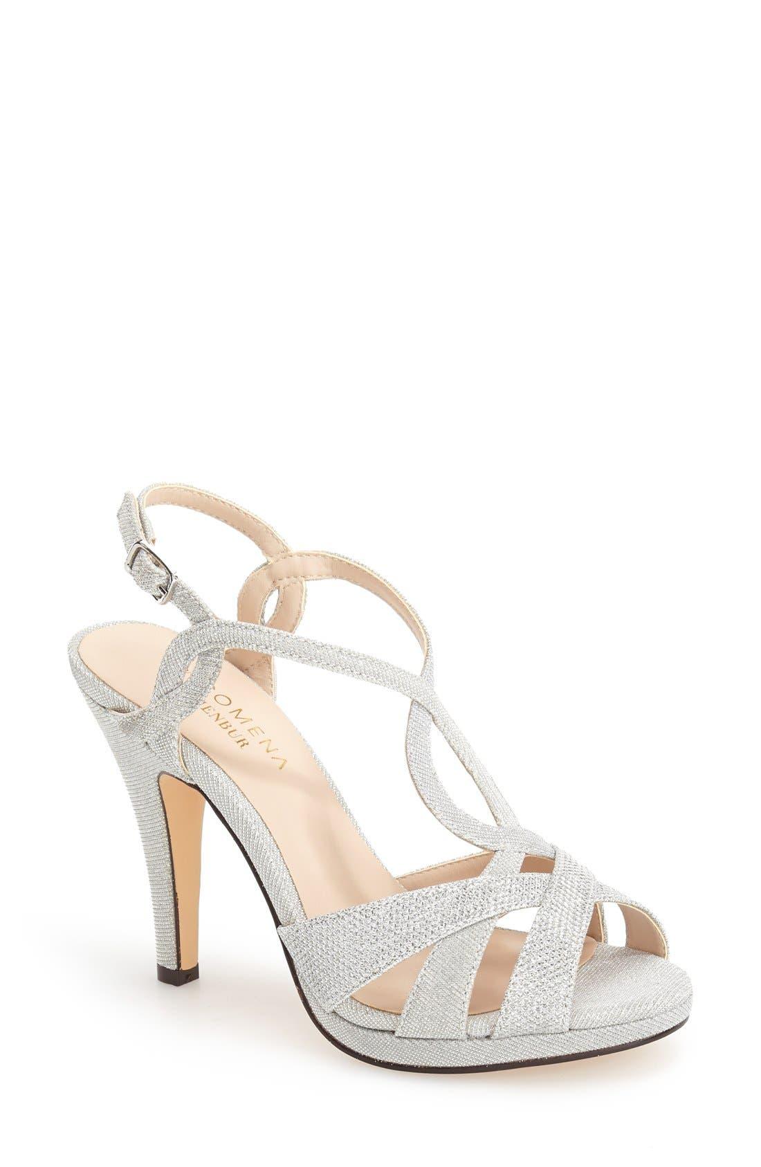 MENBUR 'Durcal' Glitter Sandal