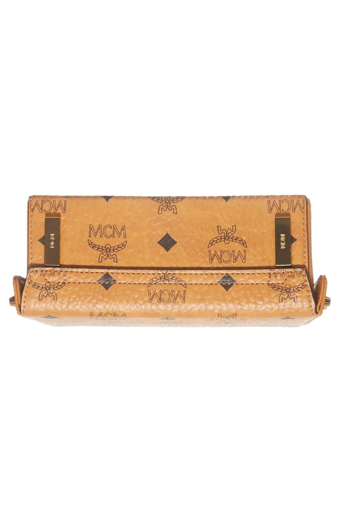Alternate Image 6  - MCM 'Visetos - Berlin Series' Box Crossbody Bag