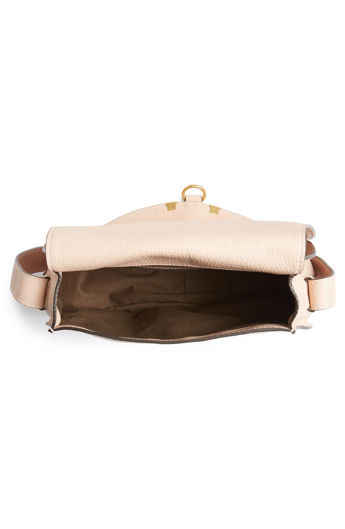 Alternate Image 4  - Chloé 'Marcie - Medium' Leather Crossbody Bag