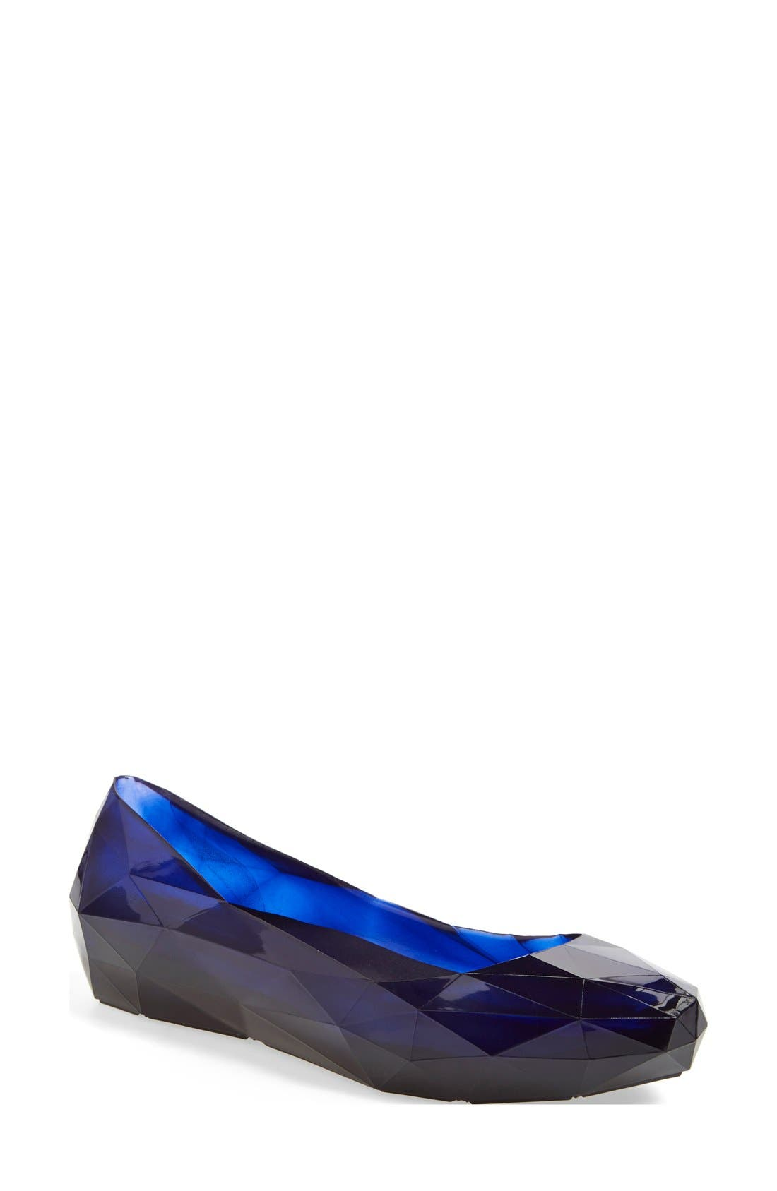 Alternate Image 1 Selected - United Nude Collection 'Lo Res' Skimmer Flat (Women)