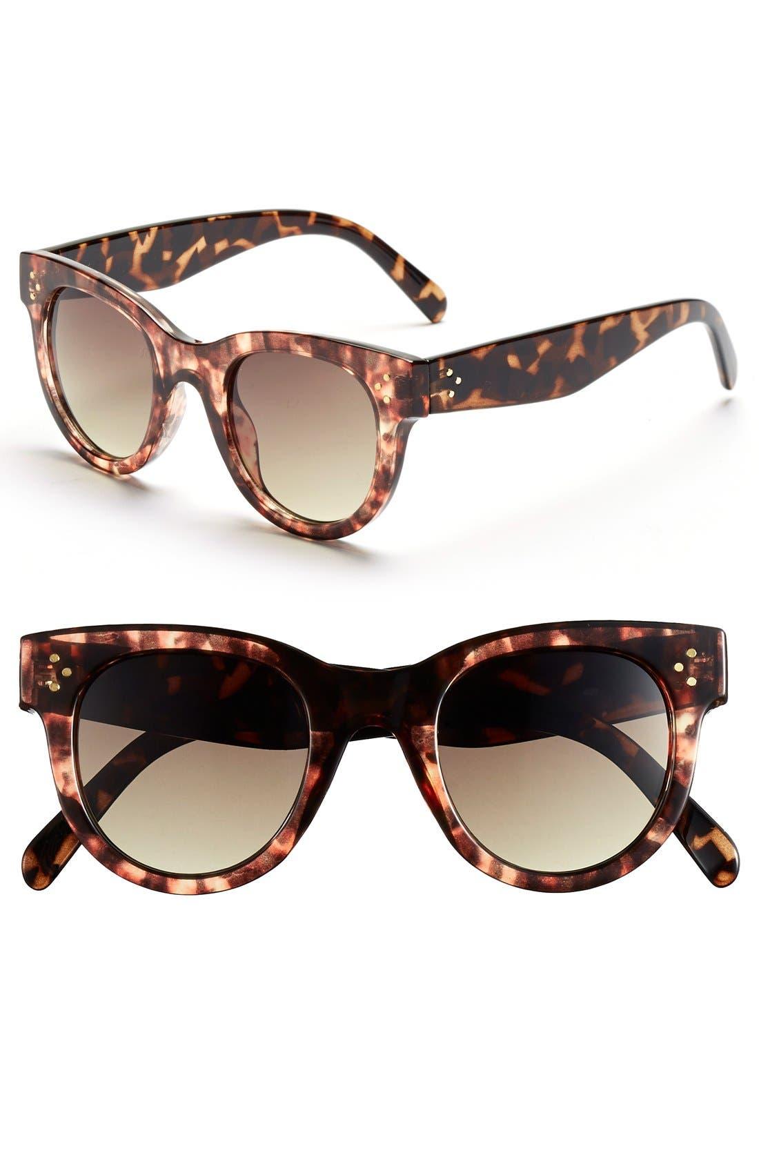 Main Image - BP. 45mm Round Sunglasses