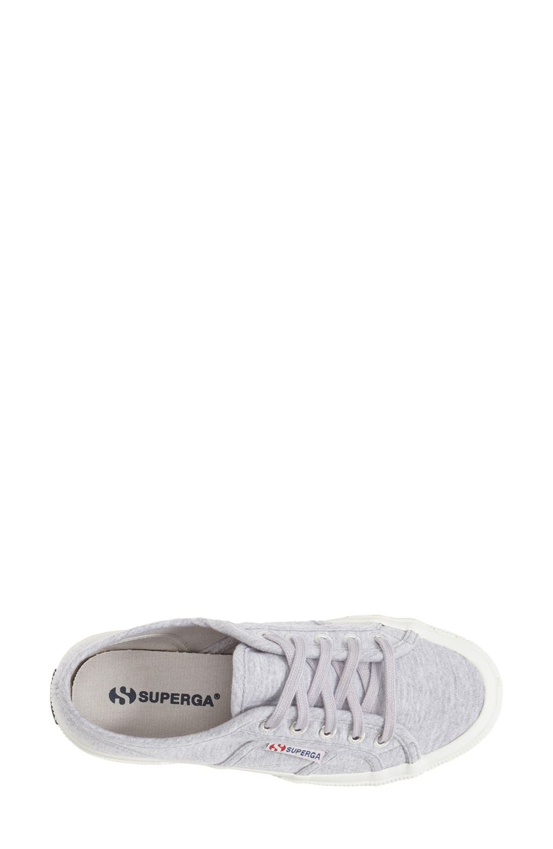 Alternate Image 3  - Superga 'Jersey' Sneaker (Women)