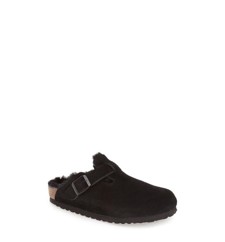Birkenstock Boston Shearling Lined Shoe Men S