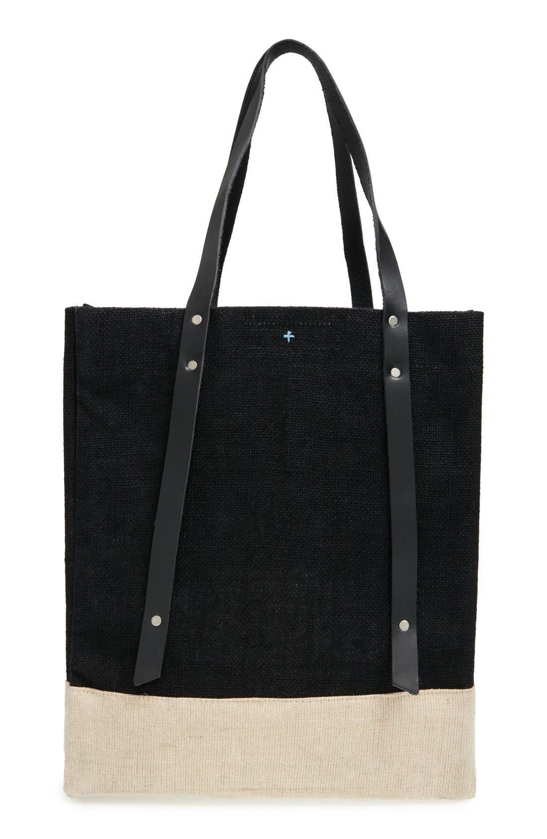 Alternate Image 2  - Warby Parker x Apolis Wine Tote