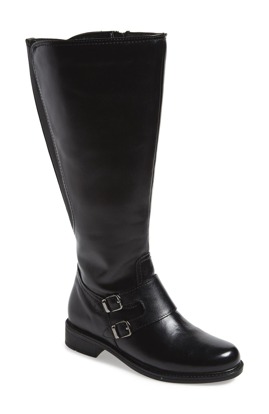David Tate 'Highland' Boot (Women) (Wide Calf)