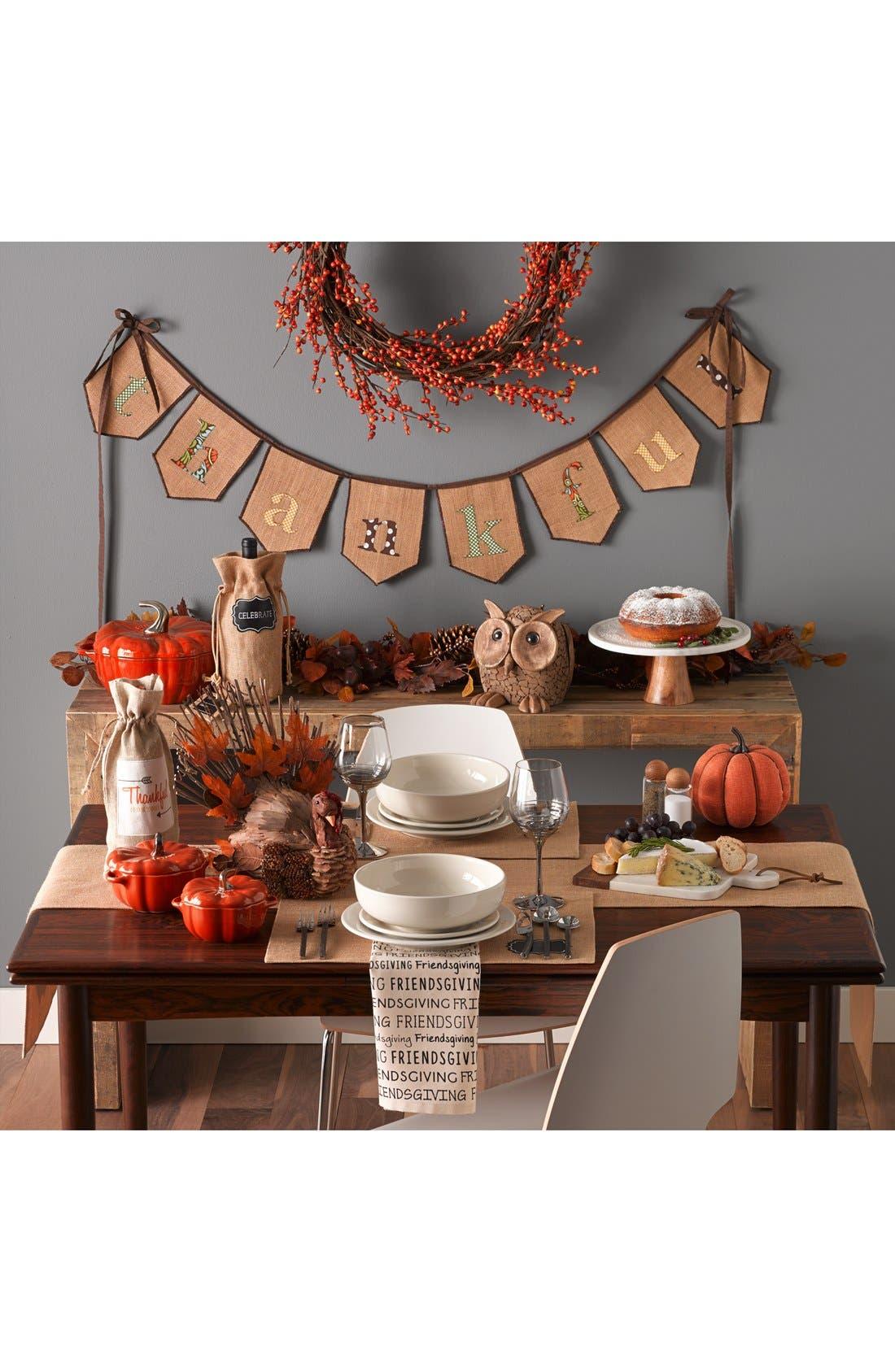 Alternate Image 2  - Fantastic Craft 'Fall Berry' Decorative Wreath