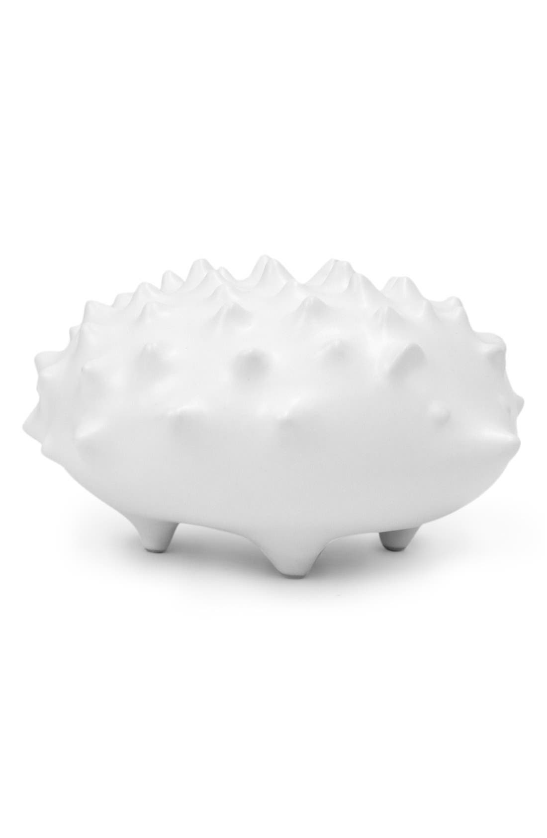 Alternate Image 2  - Jonathan Adler 'Hedgehog' Porcelain Sculpture