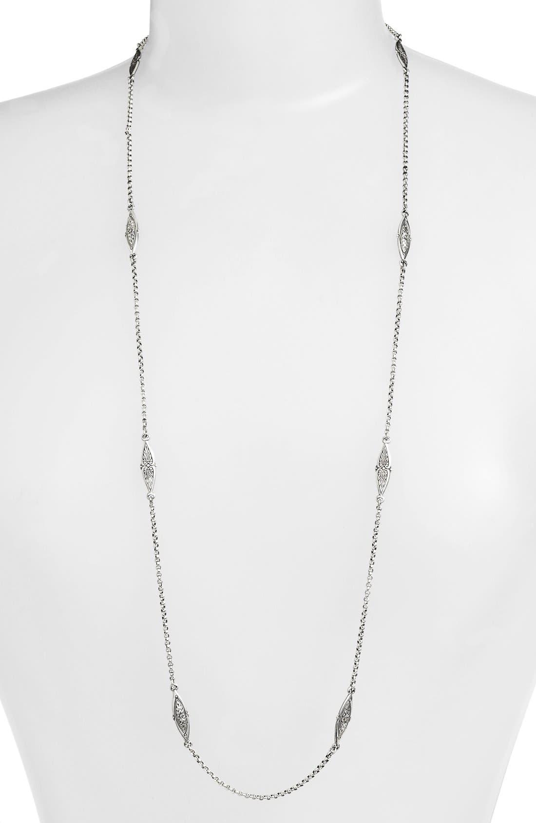 KONSTANTINO 'Kerma' Station Necklace