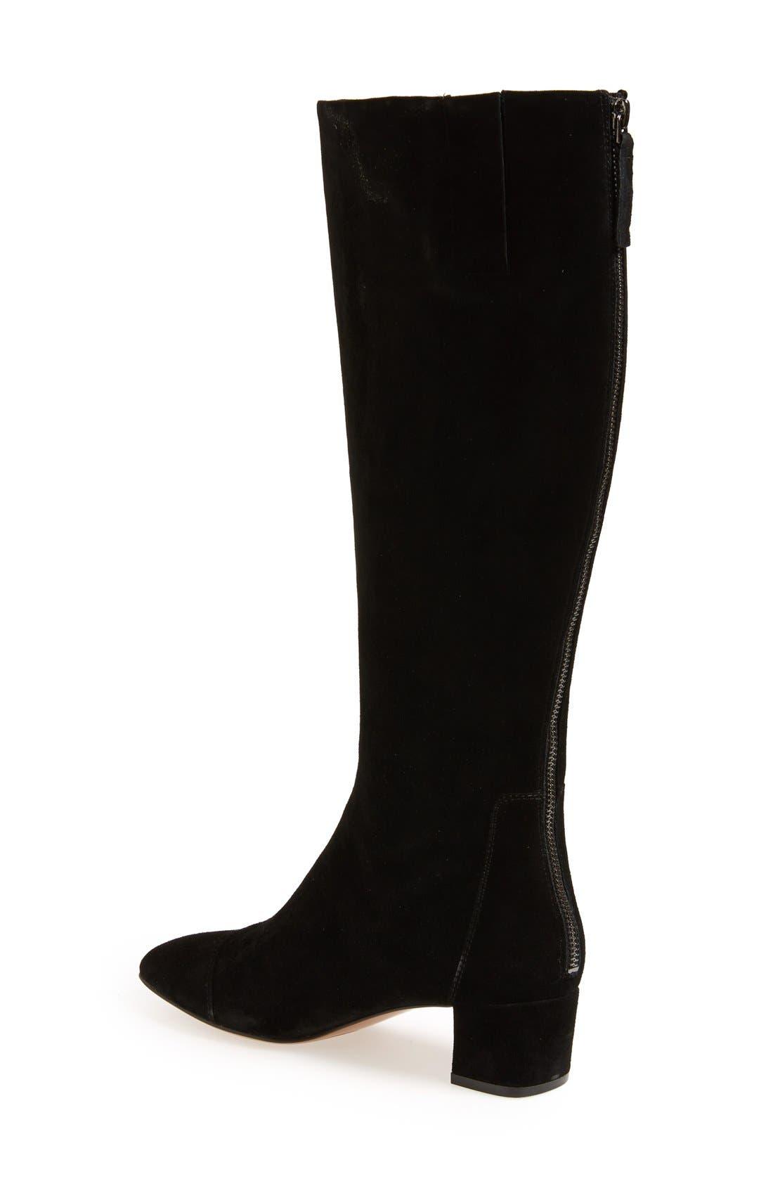 Alternate Image 2  - Nine West 'Anatola' Tall Boot (Women)