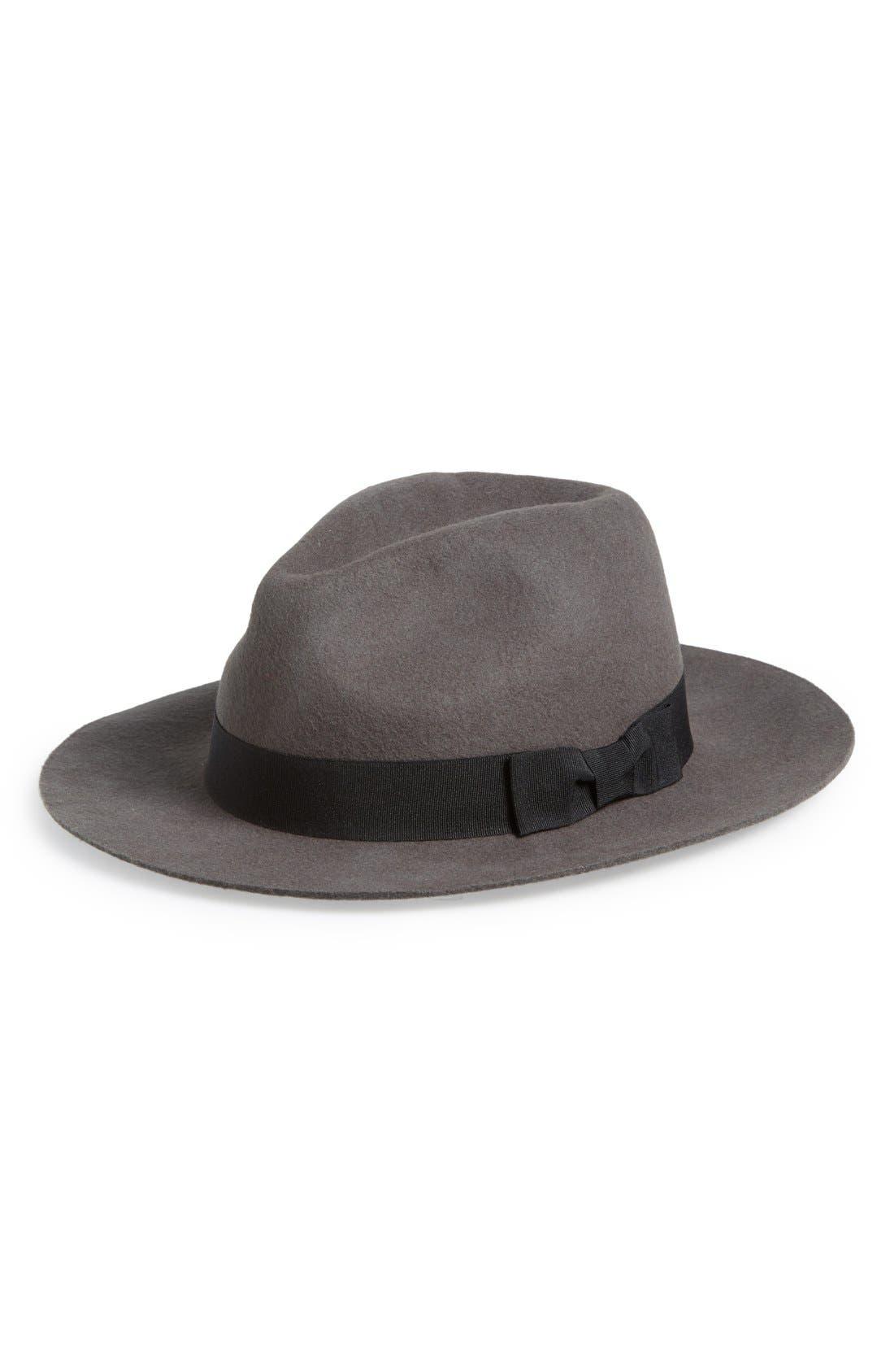 Alternate Image 1 Selected - BP. Wool Panama Hat