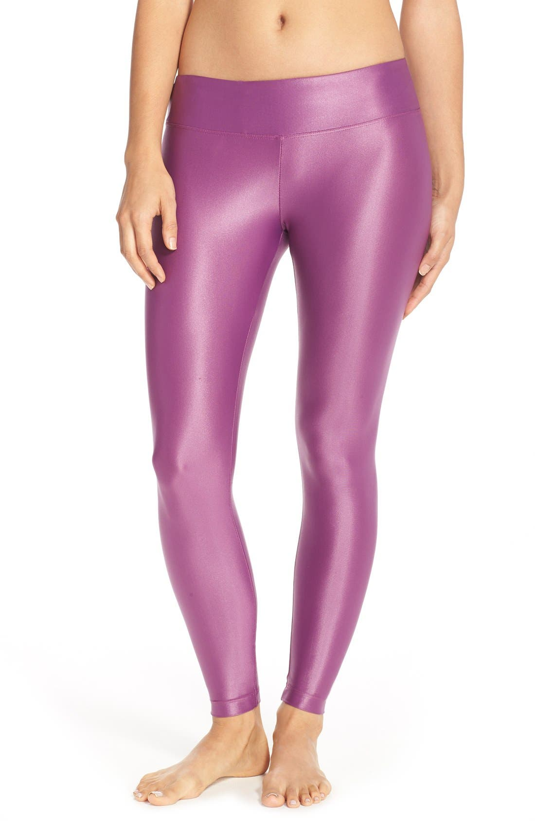 Main Image - Koral 'Lustrous' Coated Leggings